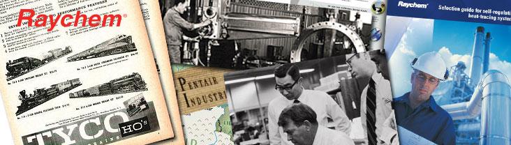 История компании Rychem